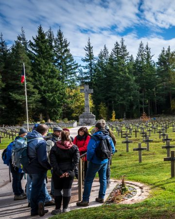 World War 1 in the Vosges mountains
