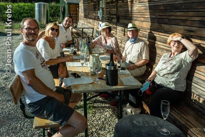 Enjoy a wine tasting in a biodynamic wine estate in kaiserstuhl