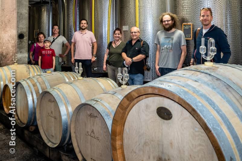 Visit a mountain wine estate