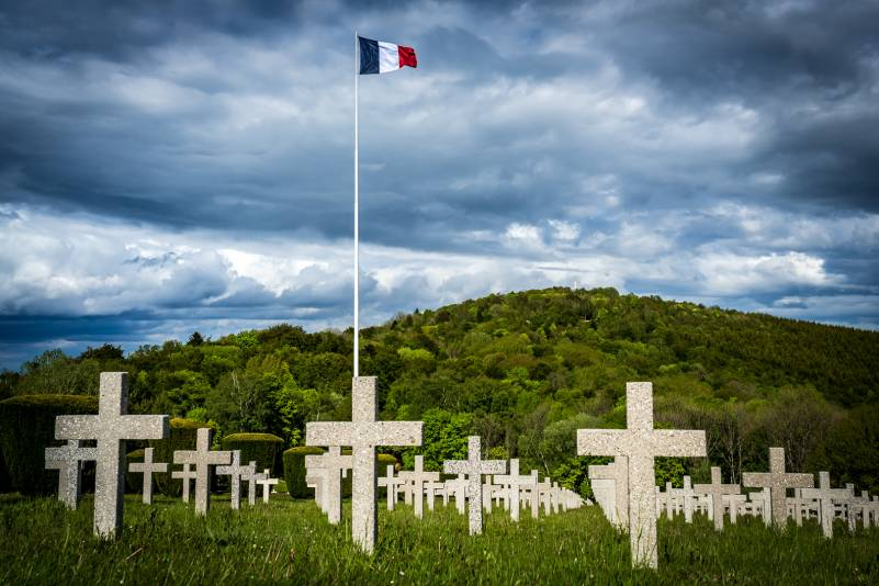 Discover the history of the WW1 Vosges front between 1914 and 1918.